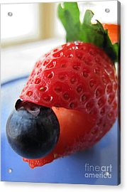 Very Berry Acrylic Print