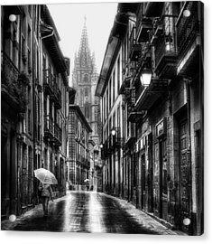 Vetusta Acrylic Print by Jose C. Lobato