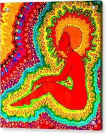 Vibrant 2 Acrylic Print