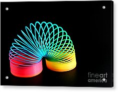 Acrylic Print featuring the photograph Vibrant by Lawrence Burry