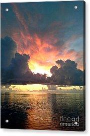 Vibrant Skies 2 Acrylic Print