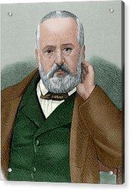 Victor Hugo (1802-1885 Acrylic Print
