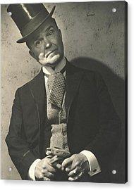 Victor Moore As Mr. Throttlebottom Acrylic Print