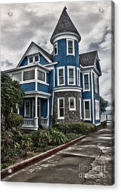 Victorian Acrylic Print by Gregory Dyer
