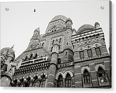 Victorian India Acrylic Print