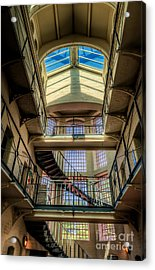 Victorian Jail Acrylic Print by Adrian Evans