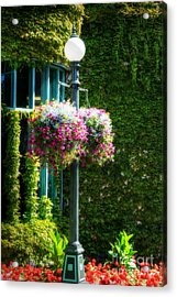 Victorian Light Post Acrylic Print
