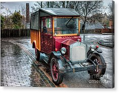 Victorian Replica Acrylic Print by Adrian Evans