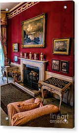 Victorian Style Acrylic Print by Adrian Evans