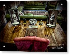 Victorian Times Acrylic Print by Adrian Evans