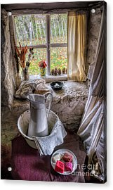Victorian Wash Area Acrylic Print by Adrian Evans