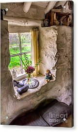 Victorian Window Acrylic Print