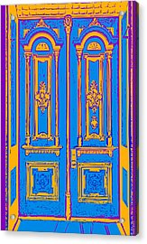 Victoriandoorpopart Acrylic Print