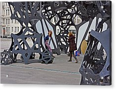 Vienna-138 Acrylic Print