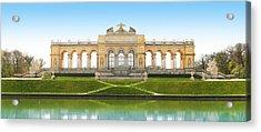 Vienna - Gloriette - Schoenbrunn Acrylic Print