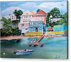 Vieques Puerto Rico Acrylic Print