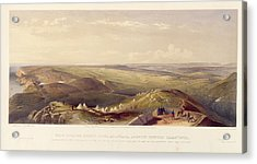 View Above Balaklava Acrylic Print by British Library