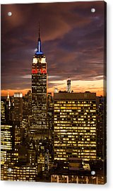 View From 30 Rock 2 Acrylic Print