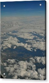 View From Above Acrylic Print