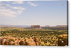 View From Acoma Mesa Acrylic Print