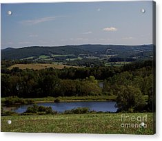 View From Amenia Acrylic Print