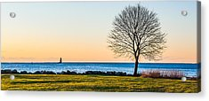 View From Great Island Common Acrylic Print