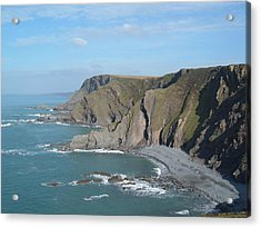Higher Sharpnose Point Acrylic Print