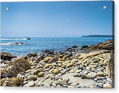 View From Lane's Island Vinalhaven Acrylic Print by Tim Sullivan