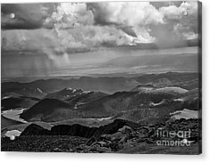 View From Pikes Peak Acrylic Print