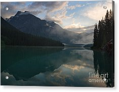 View From The Dock Acrylic Print