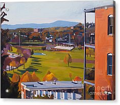 View From The Heights Acrylic Print