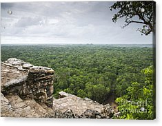 View From The Top Acrylic Print by Yuri Santin