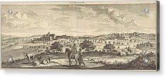 View Of Bethlehem, Israel, Print Maker Jan Luyken Acrylic Print