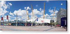 View Of Concert Hall, The O2 Acrylic Print by Panoramic Images