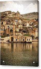 view of Halfeti Acrylic Print by Fotosipsak