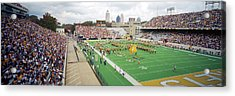 View Of The Bobby Dodd Stadium Acrylic Print by Panoramic Images