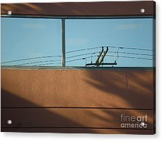 View To A Power Line Acrylic Print