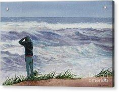 Viewing Nemo Acrylic Print by Karol Wyckoff