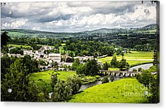 Village Of Inistioge Acrylic Print