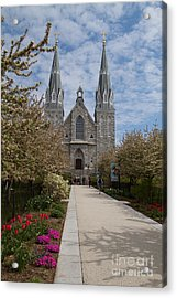 Villanova University Main Chapel  Acrylic Print