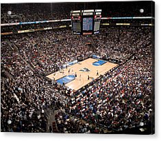 Villanova Wildcats The Pavilion Acrylic Print by Replay Photos