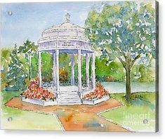 Vimy Memorial Acrylic Print