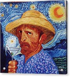 Vincent Martini Acrylic Print