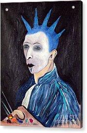 Vincent Van Goth Acrylic Print