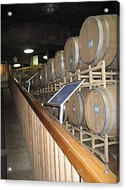Vineyards In Va - 121222 Acrylic Print by DC Photographer