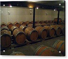 Vineyards In Va - 121270 Acrylic Print by DC Photographer