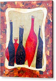 Vino 1 Acrylic Print