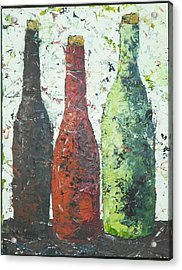 Vino 2 Acrylic Print