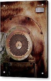 Vintage Air Acrylic Print by Odd Jeppesen