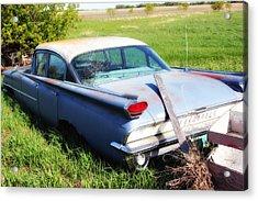 Vintage Car Acrylic Print